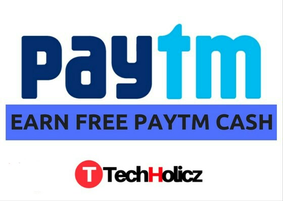 List of products giving free Paytm cash for November 2018 Updated.