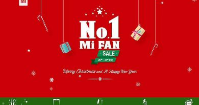 xiaomi MI No.1 Fan sale