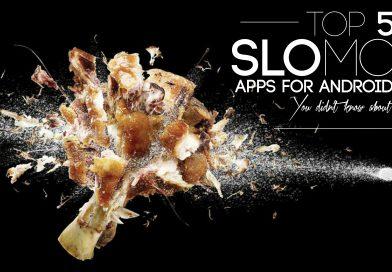 Slow motion video apo