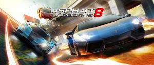 asphalt 8 offline multiplayer game