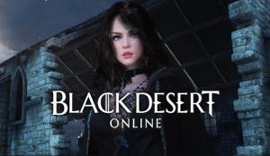 BLACK DESRT