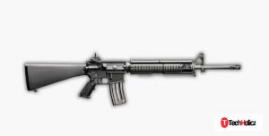 M16a4 pubg
