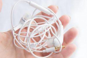 ways to clean earphone 4