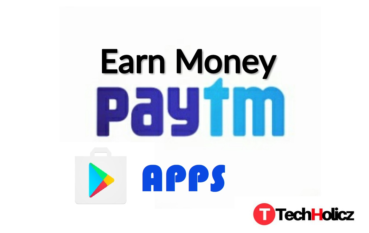 free paytm cash giving apps