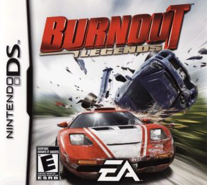 Burn Out legends psp