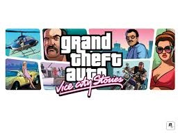 GTA Vicecity stories psp