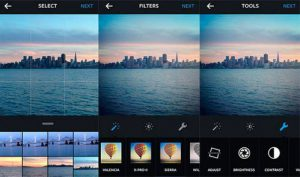 Instagram Best selfie camera