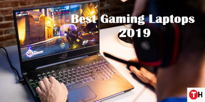 best-gaming-laptops 2019