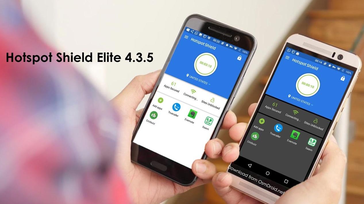 Hotspot Shield Elite APK download   Techholicz