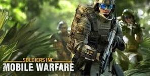 SOLDIER INC MOBILE WARFARE