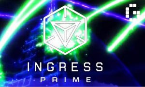 Ingress Prime game