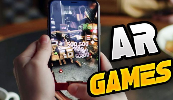 Best AR Games