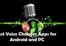Best Voice Changer apps for Android and PC