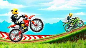 funkid racing motocross