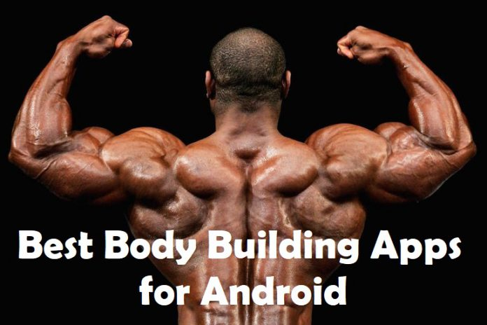 body building apps for android
