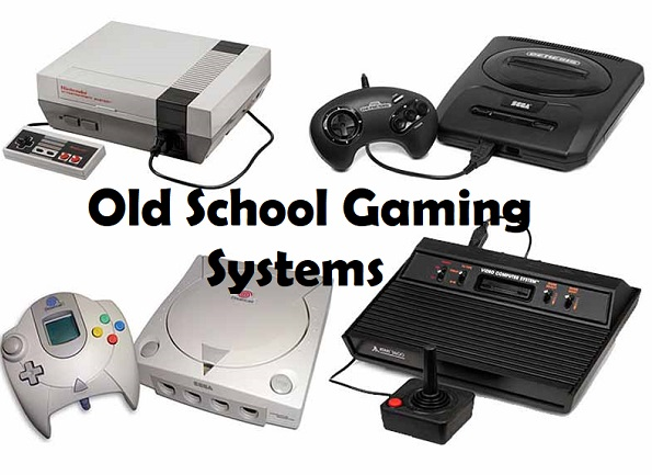 old gaming systems