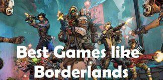 best games like borderlands