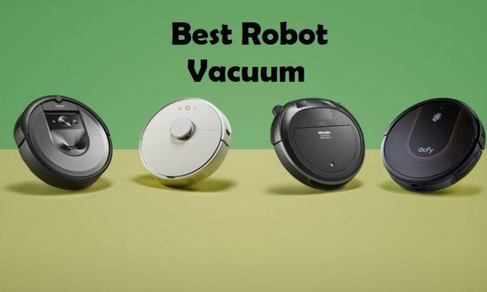 Best Robot vacuum and Mops