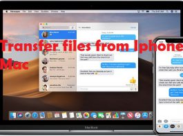 iphone to mac