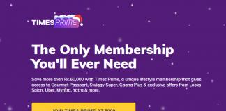 timesprime deal