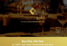 Zomato gold membership for free
