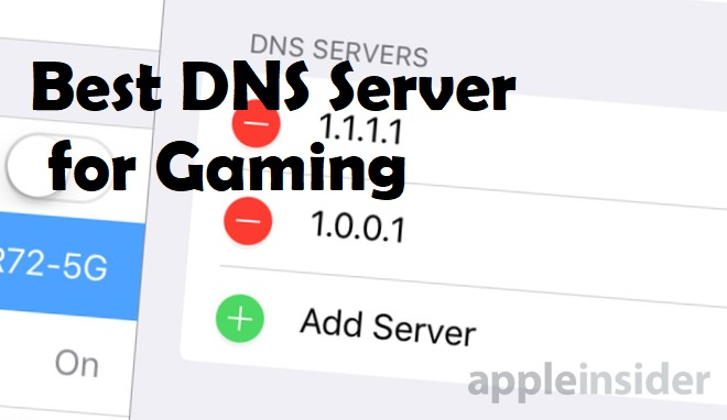 Best DNS Server for gaming