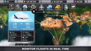 Airlines-Manager-Tycoon-Mod-apk 3