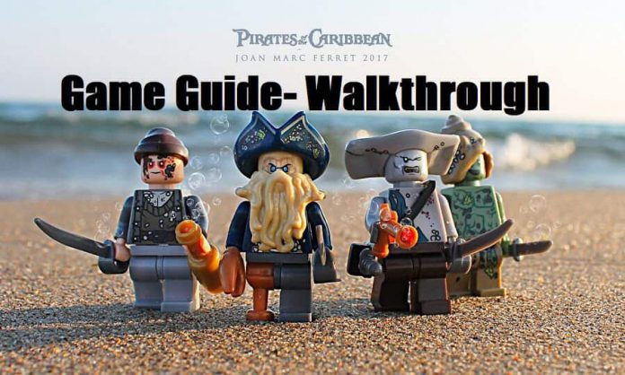 Lego-Pirates-of-the-Caribbean Game Guide