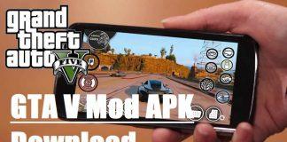 Download-GTA-5 Mod APK