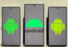 android supporting devices