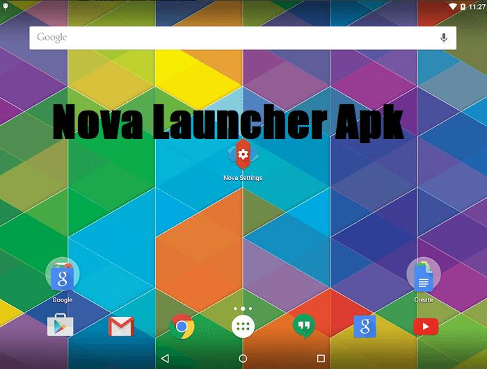 Novalauncher