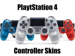 playstaion controllers